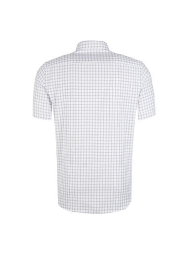 Sabri Özel Gömlek Beyaz